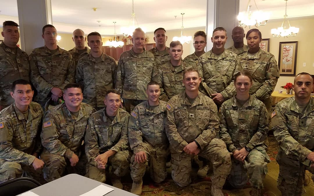 Soldier Volunteers