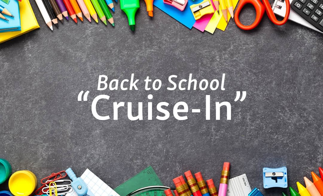 """Morning Pointe Hosts """"Back to School Cruise-In"""" Aug 4"""