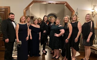 East Tennessee Morning Pointe Communities Support Senior Companions at the Snowflake Ball