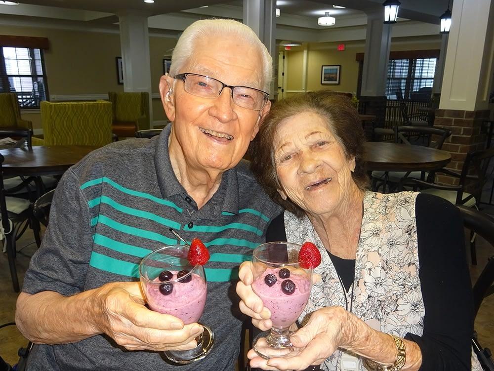 Enjoy Life at Morning Pointe Senior Living