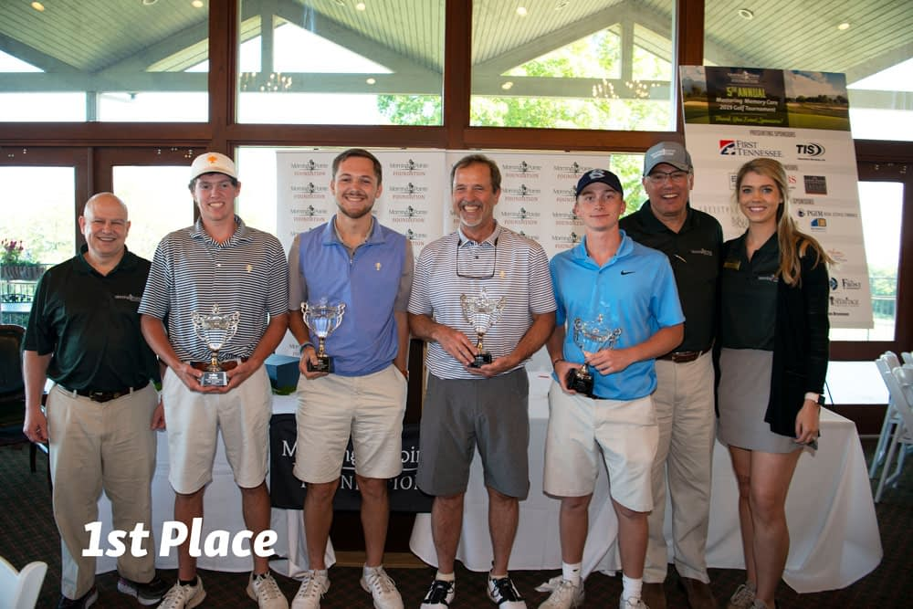 Fifth Morning Pointe Foundation Golf Tournament Breaks Donation Record