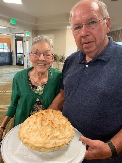Pie Volunteer