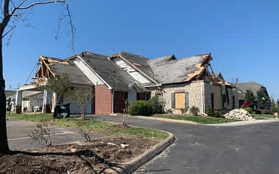 Disaster relief drive to benefit Morning Pointe residents displaced by recent Chattanooga tornado