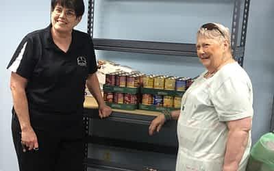 Morning Pointe Seniors, Community Partners Fight Child Hunger