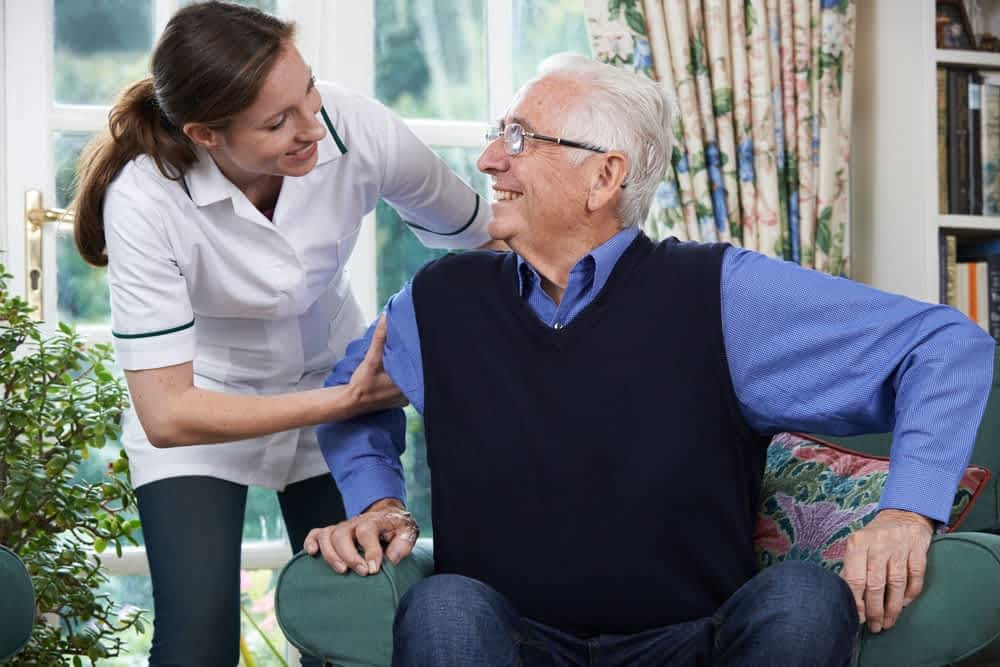 Nursing Care is Important at Morning Pointe