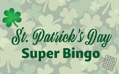 St. Patrick's Day Super Bingo
