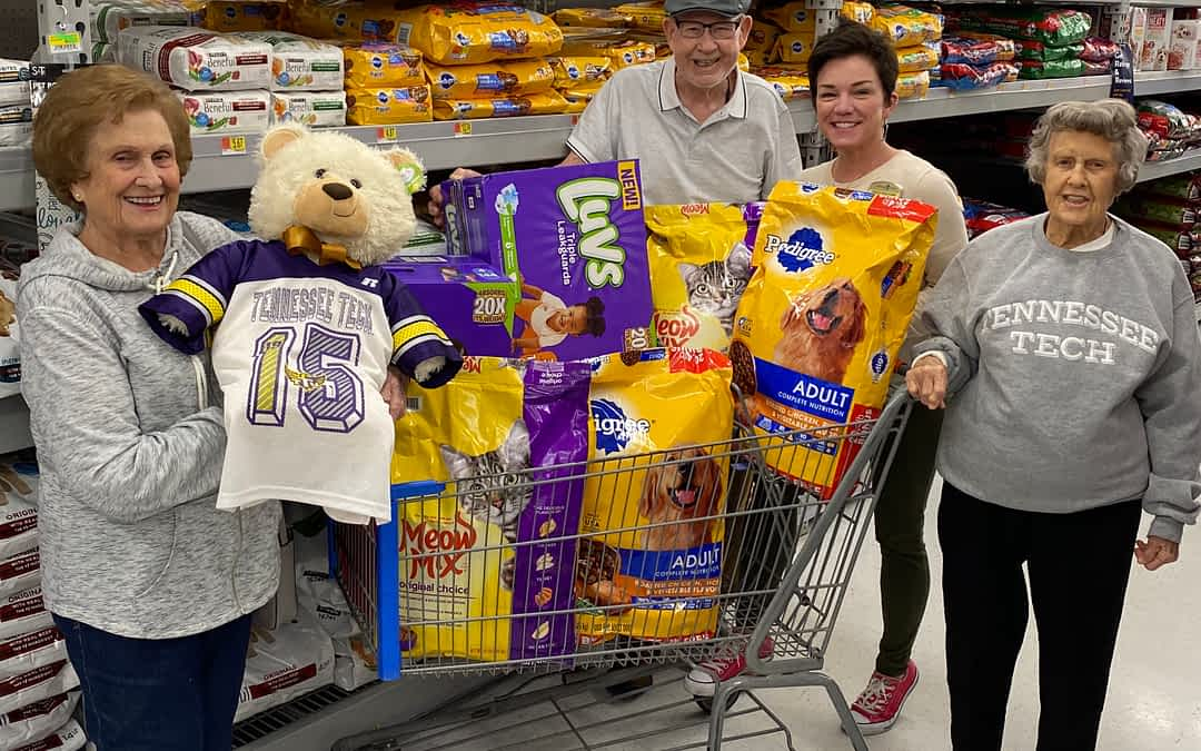 Morning Pointe Rallies to Help Tornado Victims in Cookeville