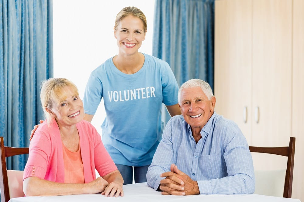 Virtues of Volunteerism – How Retired Adults Benefit from 'Paying it Forward'