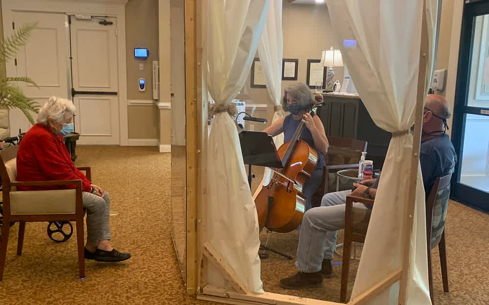 Music Connects Mother and Daughter Despite Pandemic