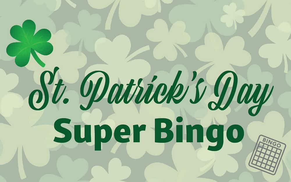 St. Patrick's Day Super Bingo
