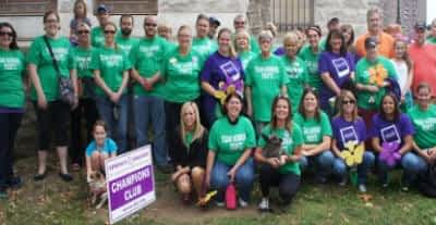 Morning Pointes of Kentucky Raise Nearly $20,000 for Alzheimer's Association