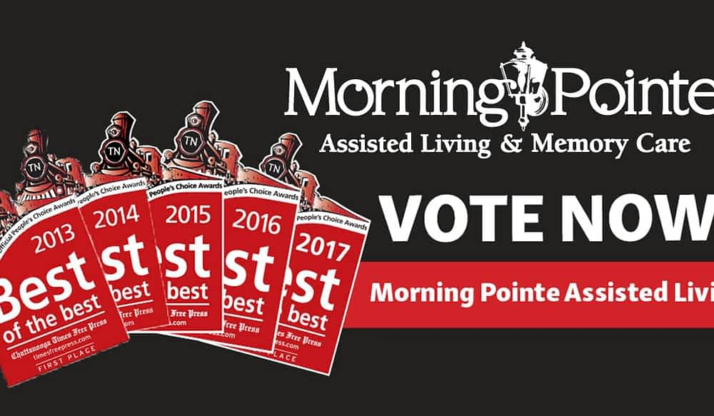 VOTE Morning Pointe for Best Assisted Living