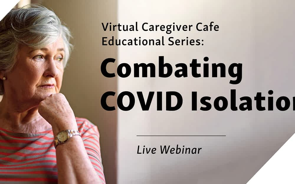 Morning Pointe Foundation Presents Virtual Seminar On Combating COVID-19 Isolation In Senior Adults