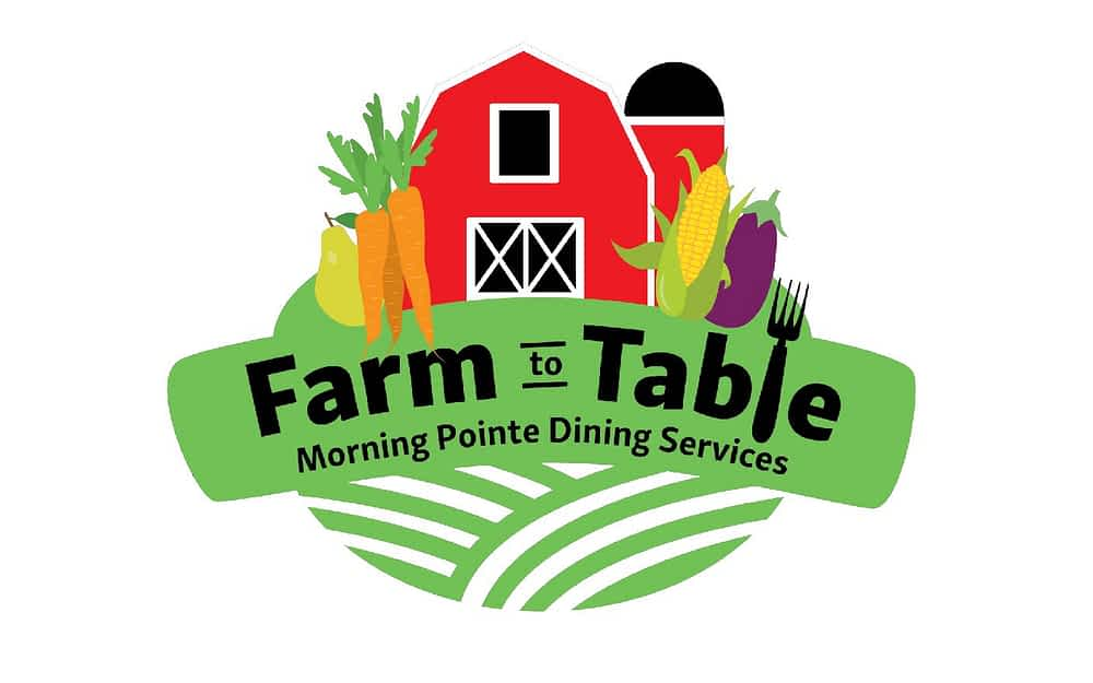 """""""Farm to Table at Morning Pointe"""" Puts Local Food on Residents' Plates"""