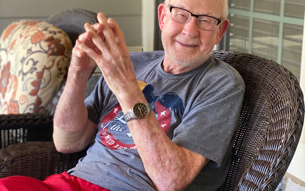 Local Assisted Living Resident Displaced by Easter Tornado Looks Forward to Returning Home