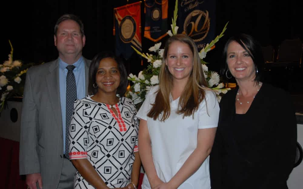 Morning Pointe Scholarship Students Honored at Chattanooga State Pinning Ceremony