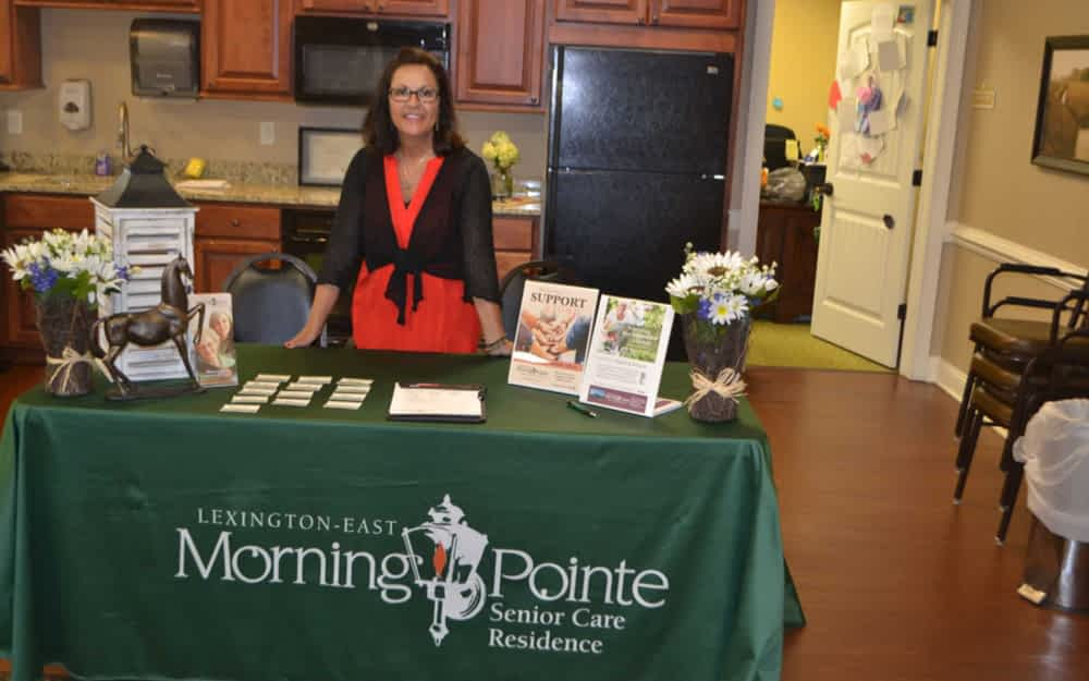 Experts Give Senior Living Advice at Morning Pointe