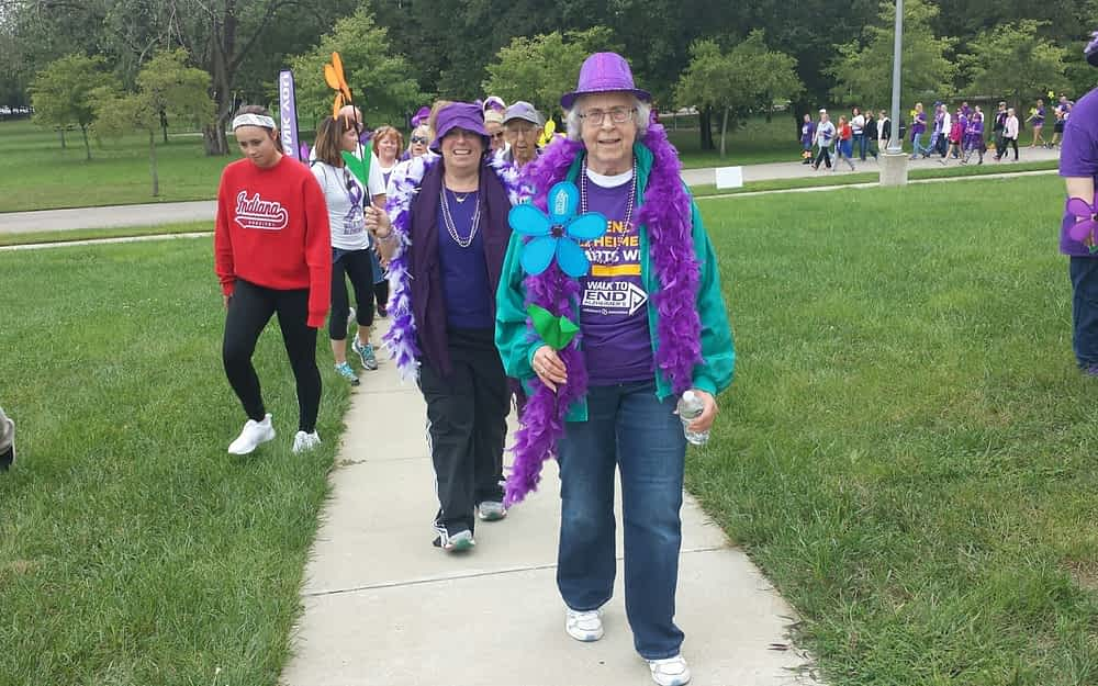 Morning Pointe Wins Awards at Columbus Alzheimer's Walk