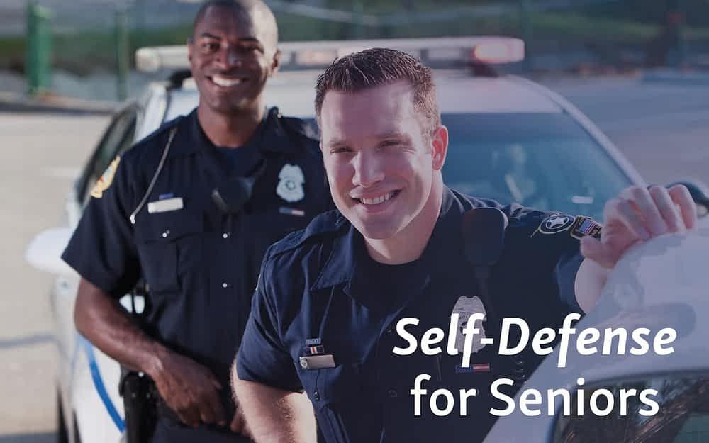 Self Defense Class for Seniors