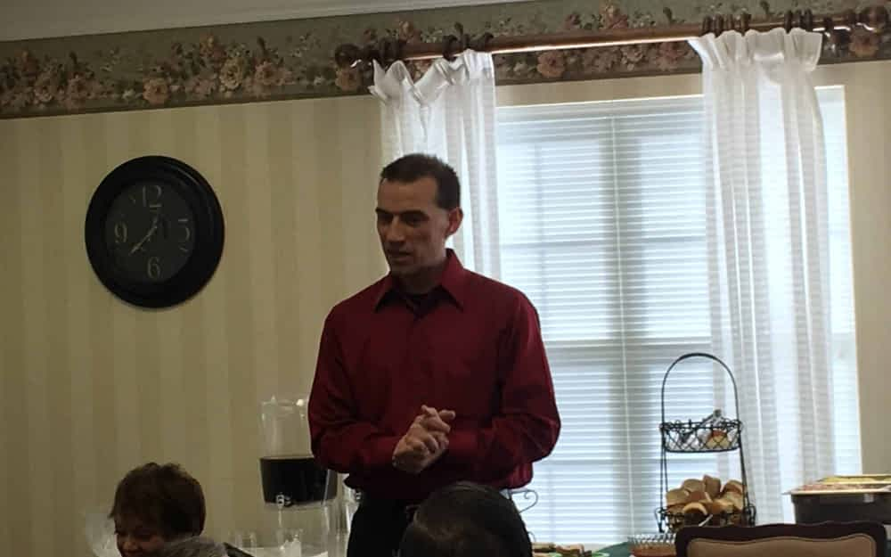Morning Pointe, Camellia Home Health Host Heart-centered Community Luncheon