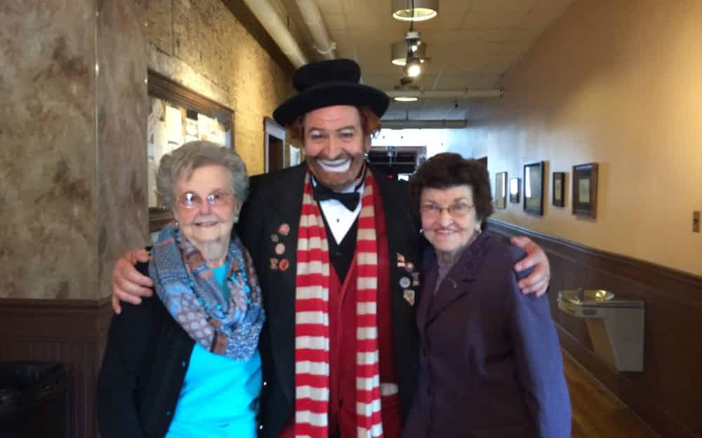 Morning Pointe Tickled by Red Skelton Tribute
