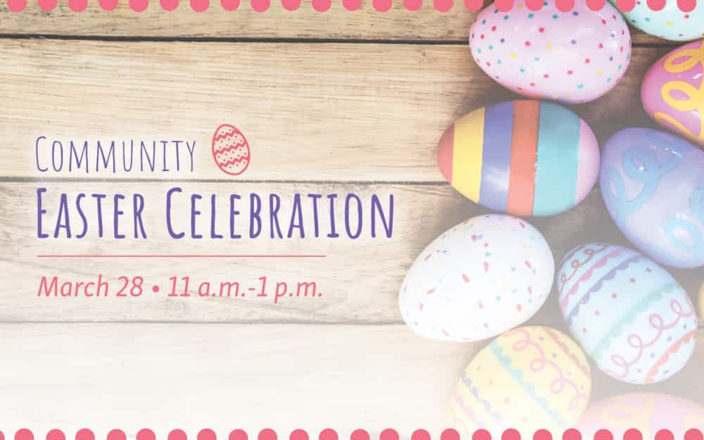 Community Easter Celebration