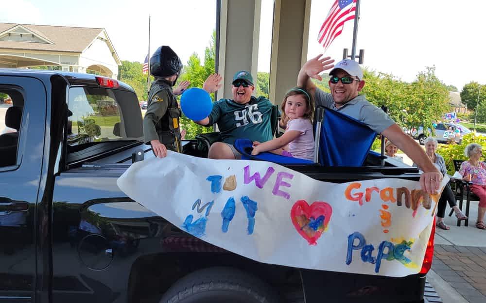 Morning Pointe Celebrates National Senior Living Week By Giving Back To Community Partner