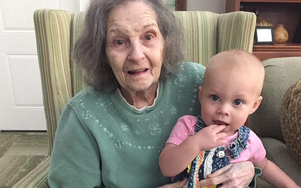 Cuddle Therapy Provides Comfort and Purpose to Morning Pointe Residents
