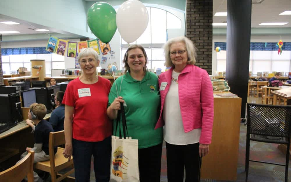 Morning Pointe Pays it Forward on National Librarian Week