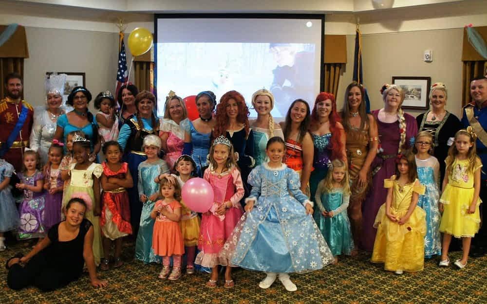 """Morning Pointe's """"Princess Tea"""" Raises Hundreds for Nursing Scholarships"""