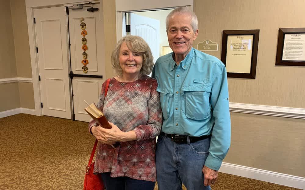 Berry's Chapel Church Volunteers