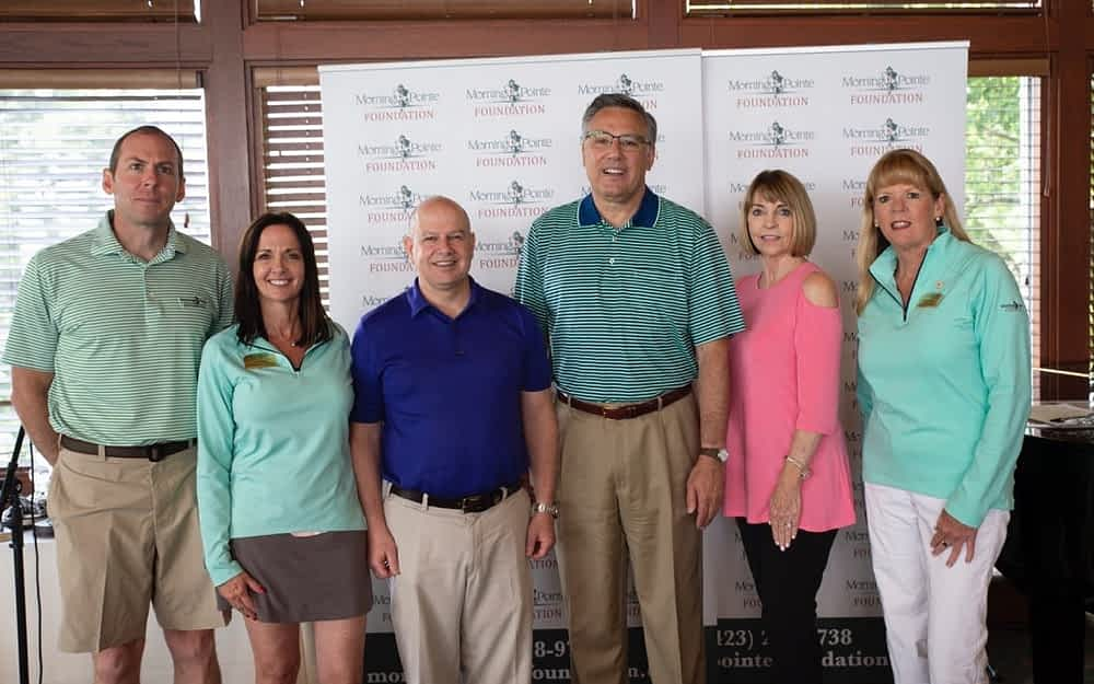 The Morning Pointe Foundation hosted its 4th Annual Mastering Memory Care Golf Tournament at Lookout Mountain Golf Club, raising more than $65,000 to support caregiver educational and wellness programs, community partnerships and nursing scholarships.