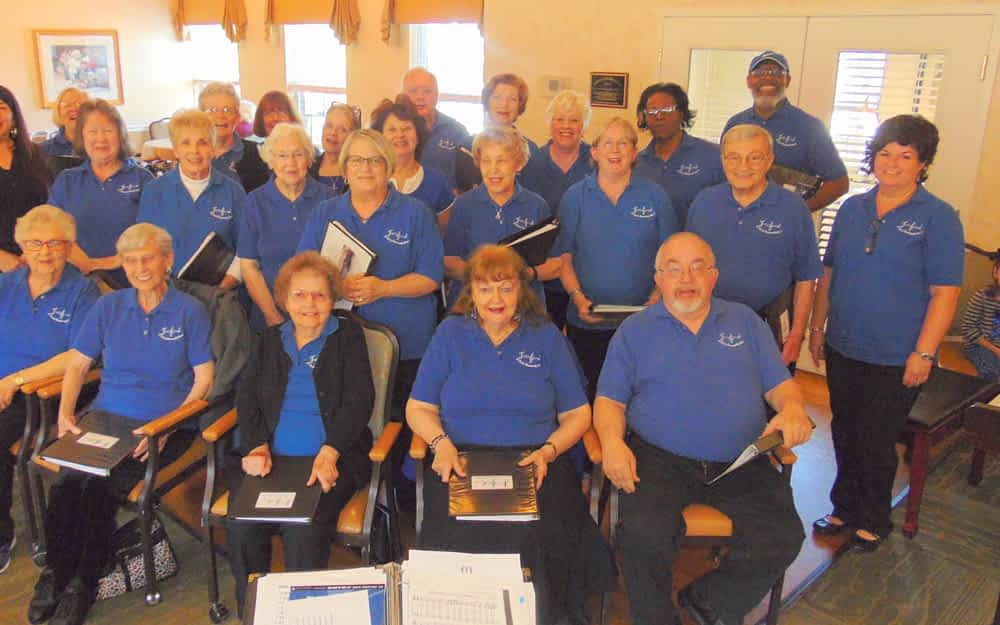 """Morning Pointe Welcomes  """"Joyful Sounds"""" from Christ United Methodist Church"""