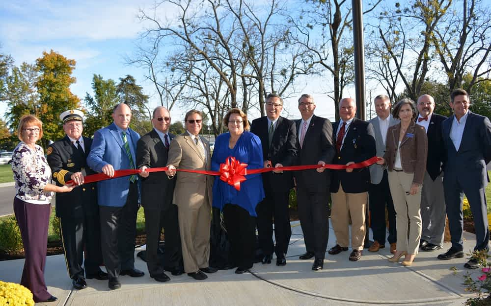 Morning Pointe of Danville Senior Campus Celebrates Ribbon Cutting