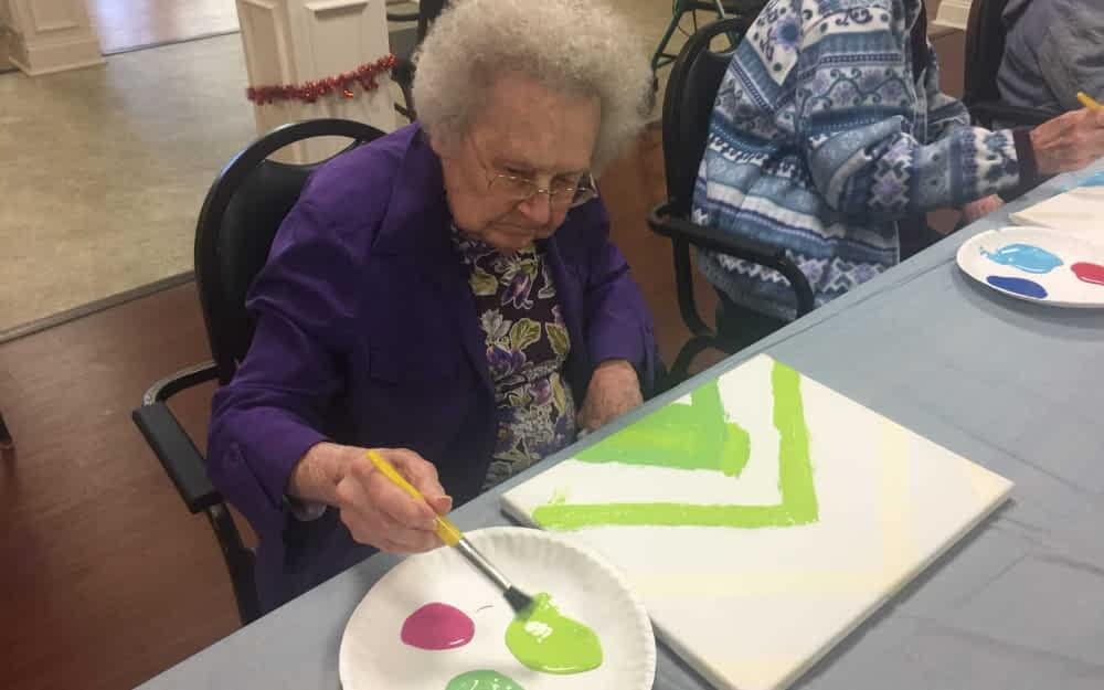 Morning Pointe Art Auction to Benefit Alzheimer's