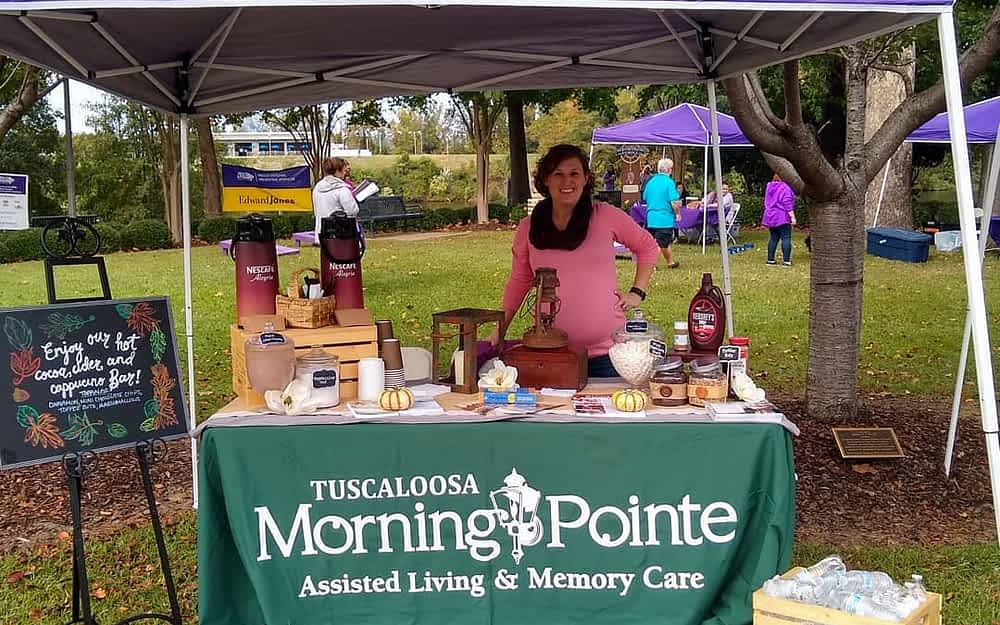 Morning Pointe Supports Annual Alzheimer's Walk