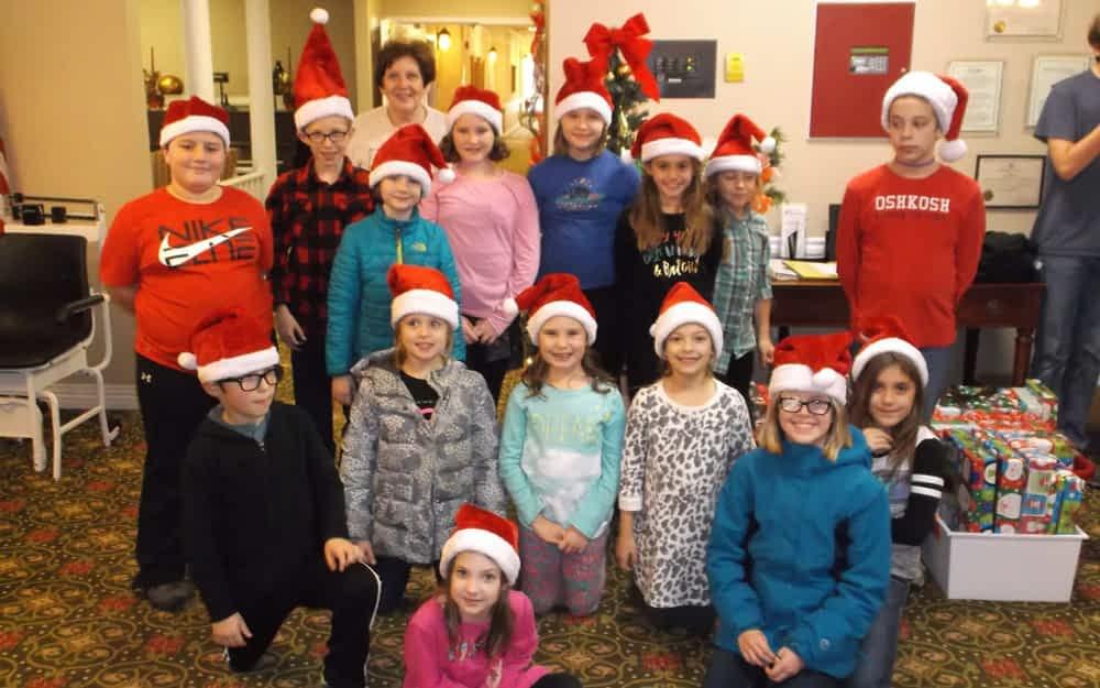 Cumberland Presbyterian Choir Carols at Morning Pointe