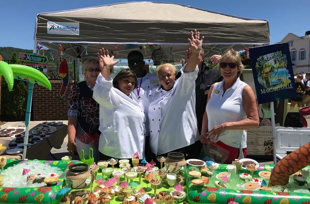 Morning Pointe Team Wins 'Taste of Ooltewah and Harrison' Contest