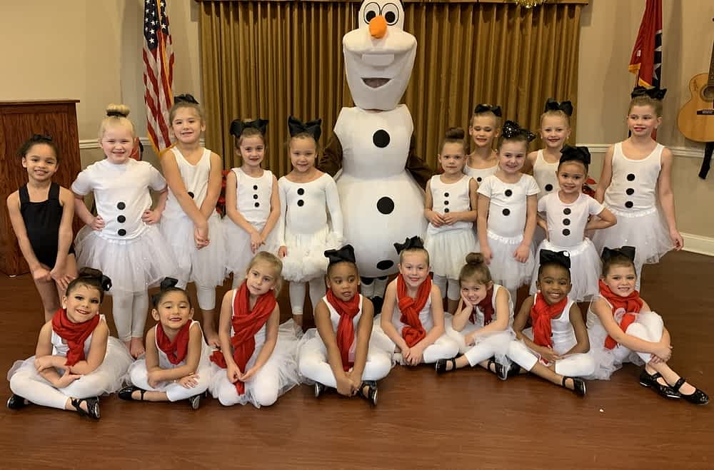 Young Tap Dancers Melt Hearts at Morning Pointe