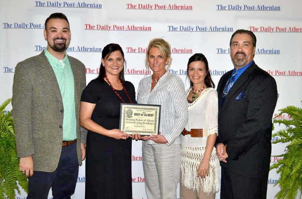 """Morning Pointe Named """"Best of the Best"""" in McMinn County"""