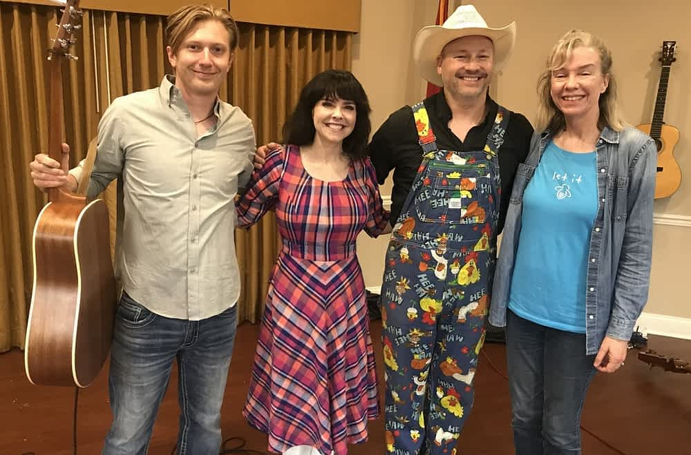 Local Band 50 Shades of Hay Brings the House Down at Morning Pointe