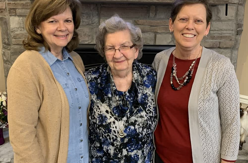 Church Sewing Ministry Donates Fidget Quilts to Morning Pointe