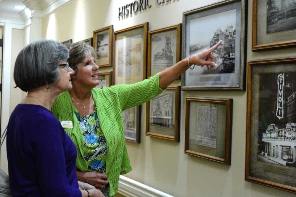 Community Relations Director Tours at Morning Pointe