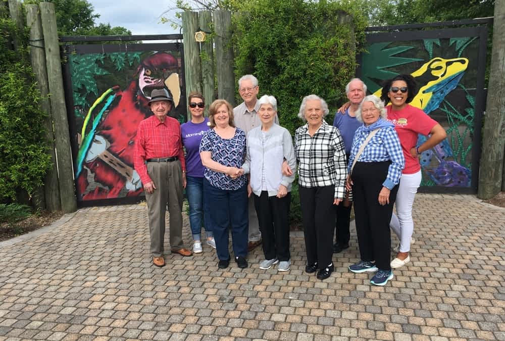 Morning Pointe Residents Explore Chattanooga Zoo