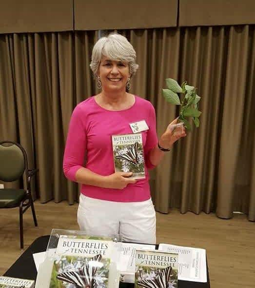 Local Author, Conservationist Shares Beauty of Butterflies at Morning Pointe