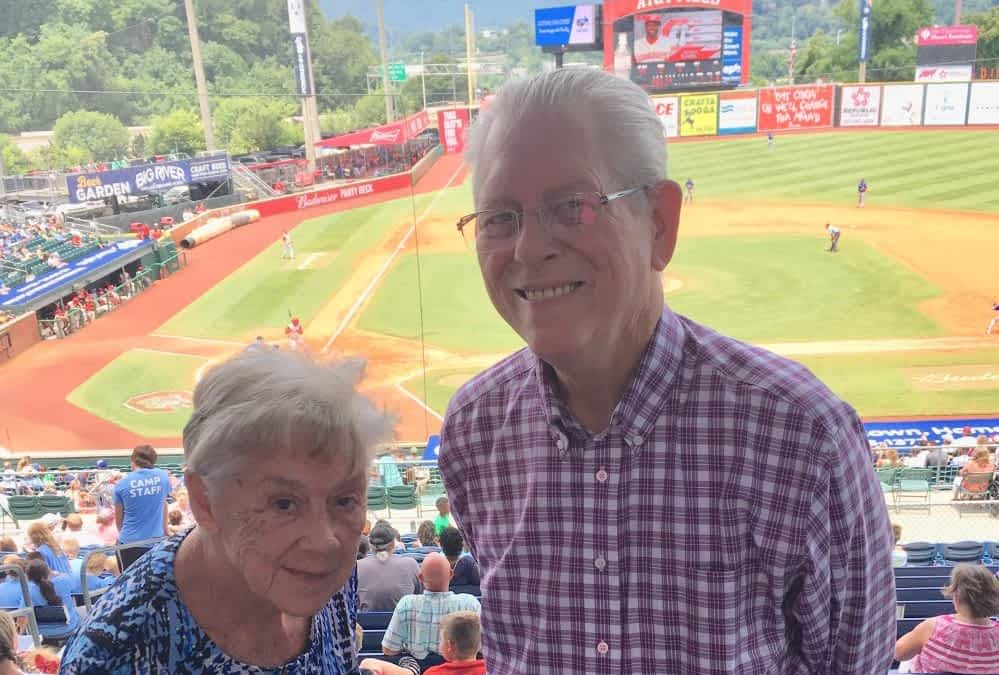 Morning Pointe Residents Enjoy Lookouts Game
