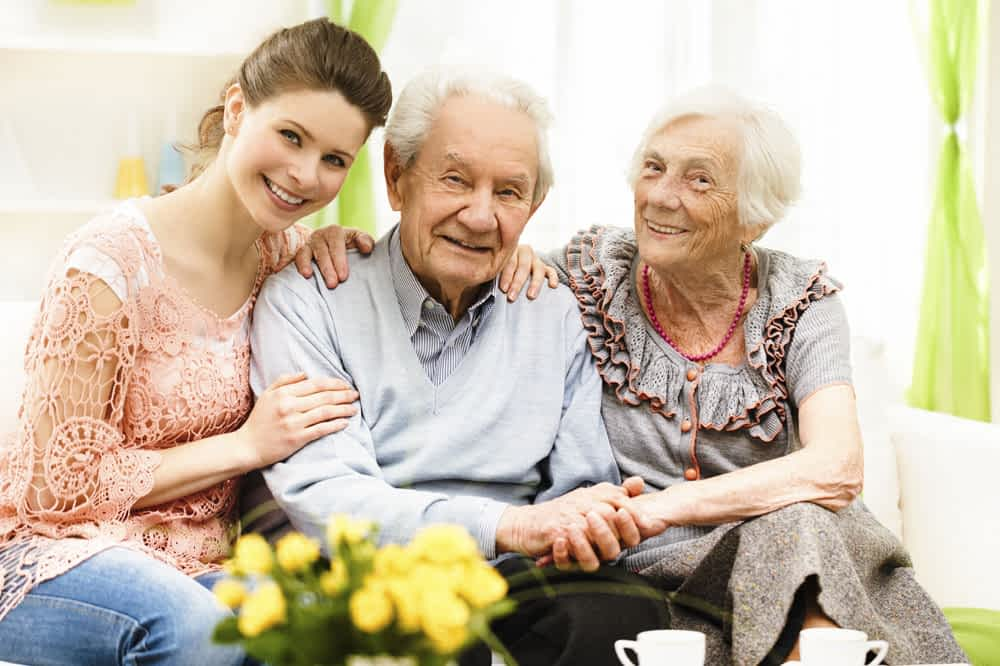 Loved Ones are Important at Morning Pointe