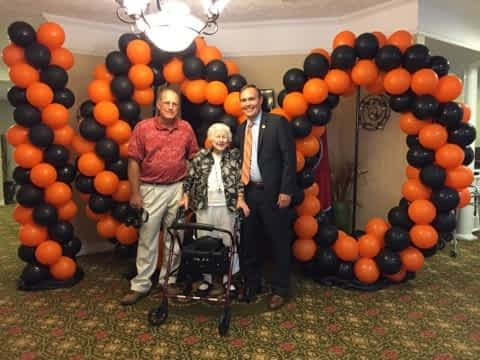Morning Pointe Resident Celebrates a Century of Life