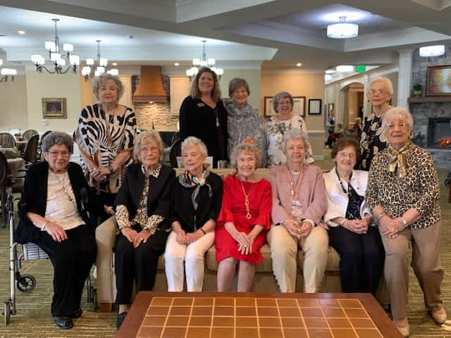 Morning Pointe Partners with Chico's for Senior Fashion Show
