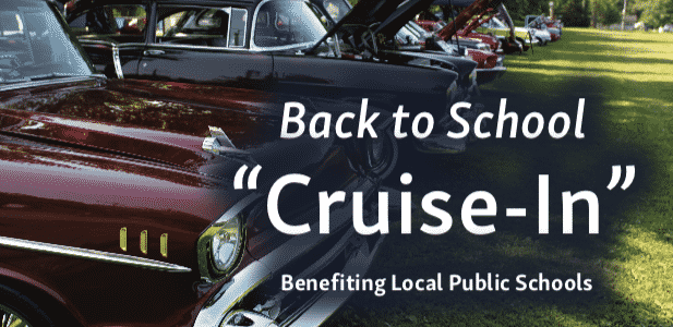 """Morning Pointe Hosts """"Back to School 'Cruise-In'"""""""